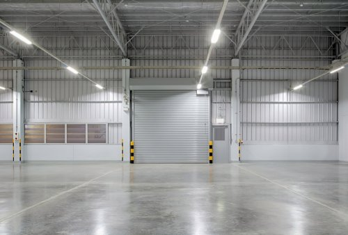 Why are investors buying empty buildings?
