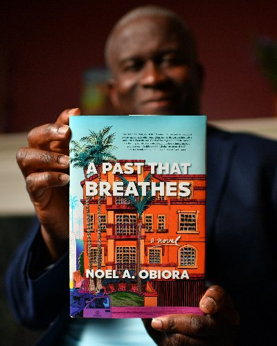 How a shy kid from Nigeria became an important California legal voice and, finally, a novelist