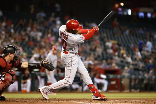 Angels aim to keep red-hot Justin Upton in leadoff spot