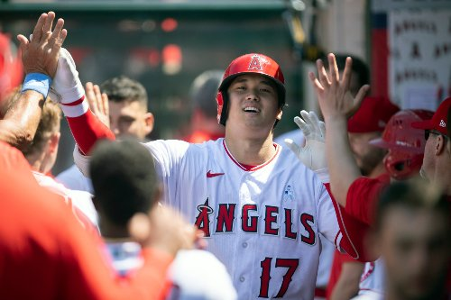 Angels' Shohei Ohtani maintains sizable lead in All-Star voting at DH