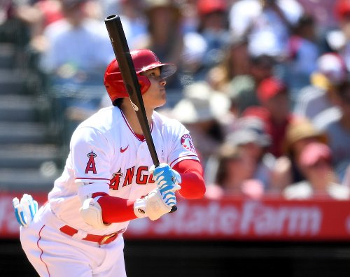 Angels get another Shohei Ohtani homer but lose in 10 innings