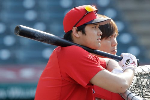 Mythbusting: Angels' Shohei Ohtani takes plenty of batting practice, but not on the field