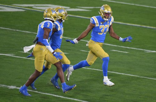 UCLA DB Quentin Lake healthy to start football summer camp