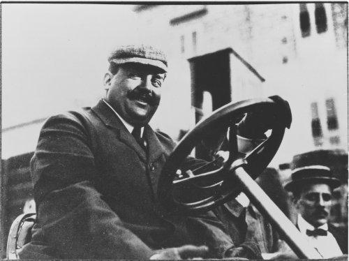 Legende: Vincenzo Lancia