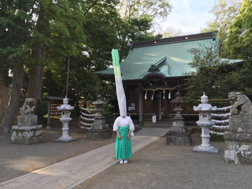 Every Year, This Japanese Shrine Holds the Weirdest Ritual You'll Ever See