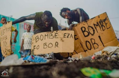 The Zombies of Kinshasa – Victims of a Bizarre Artisanal Drug