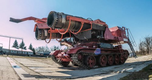 Big Wind – Probably the Most Powerful Firetruck Ever Built
