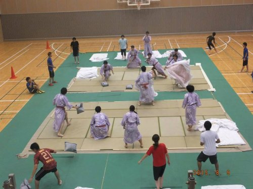 Competitive Pillow Fighting – How a Children's Game Became a Popular Sport in Japan