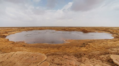 Gaet'ale Pond – The Saltiest Body of Water on Earth