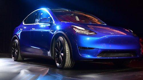 Tesla Model Y für Europa verspätet sich
