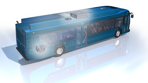 Allison Transmission Electric Hybrid System to be Installed on NYCT Buses