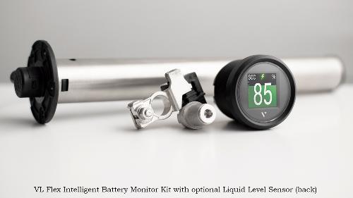 Veratron VL Flex Intelligent Battery Monitor Kit