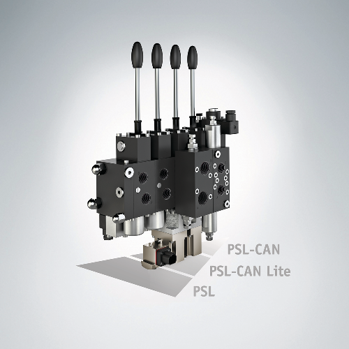 HAWE PSL CAN Lite Proportional Directional Spool Valve
