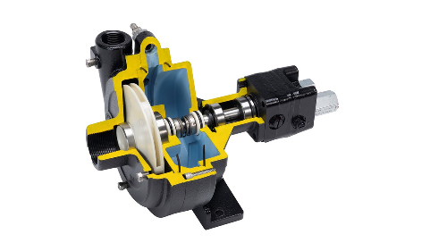 Ace Pro 5 Series Pumps