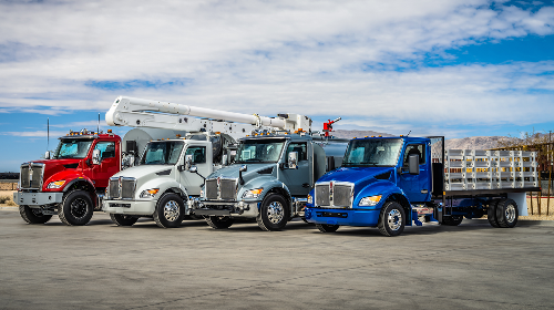 Kenworth Revamps Medium-Duty Product Lineup