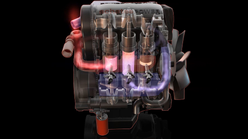 Engine Technology to Meet Emissions Regulations and Beyond