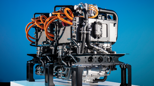 Daimler and Volvo Launch Strategy for Fuel Cell Joint Venture