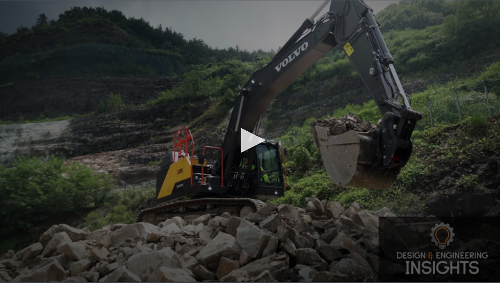 Volvo CE Developing Digital Hydraulic Actuator to Improve Construction Equipment Efficiency