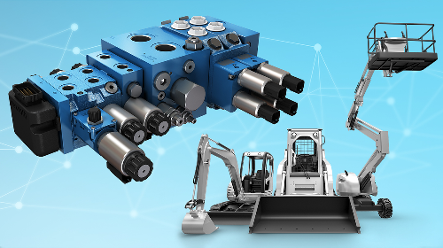 Pre-Compensated Valve Platforms Offer New Benefits in Mobile Machine Development