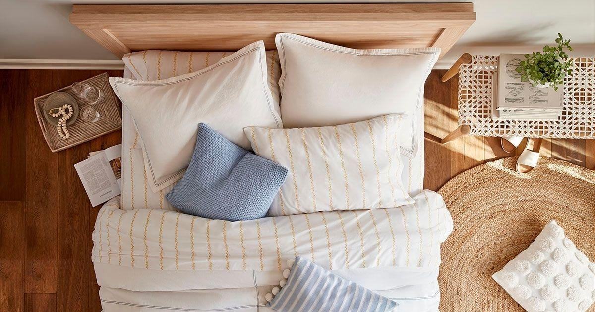 Check out Walmart's New Home Collection From Gap. Yes, Gap.