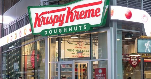 Join the Krispy Kreme rewards and Get a Free Coffee, and Donut, on National Coffee Day