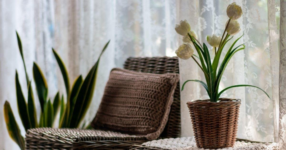 Breathe Warmth and Style Into Your Home With These Rattan Items Under $100 - cover