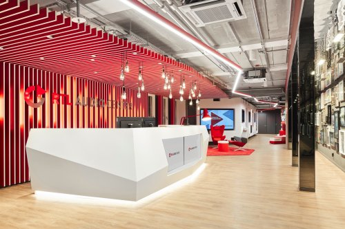 RTL Audio Center, Berlin - Office Inspiration