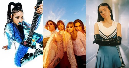 Are we witnessing the return of rock music to the Official Singles Chart?