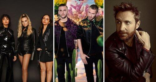 Galantis, David Guetta & Little Mix's Heartbreak Anthem: First listen preview