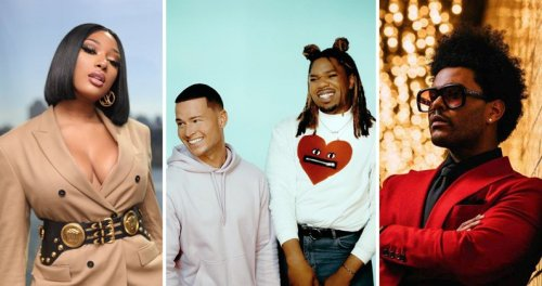 The Official Top 40 biggest songs of 2020