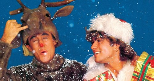 Wham's Last Christmas finally reaches Number 1, sets Official Chart record