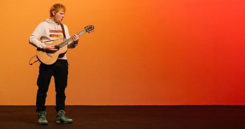 Ed Sheeran's Shivers holds firm at Irish Number 1