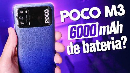 Xiaomi Poco M3 review: Bateria de 6000mAh por apenas R$1200 - Vale a pena?