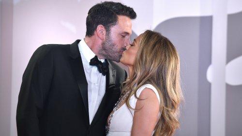 Ben Affleck schwärmt in den höchsten Tönen von Jennifer Lopez