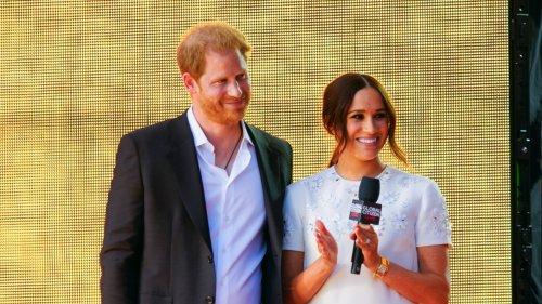 Halbbruder verrät: Trennt sich Meghan Markle von Prinz Harry?