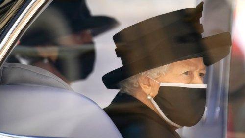 Körpersprache-Expertin Judi James: So ging es der Queen während der Trauerfeier von Prinz Philip