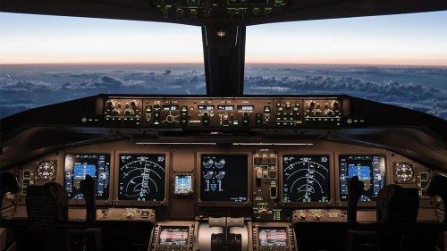 Verhängnisvolles Foto: Pilot wird gekündigt, weil er ein Bild aus dem Cockpit postet