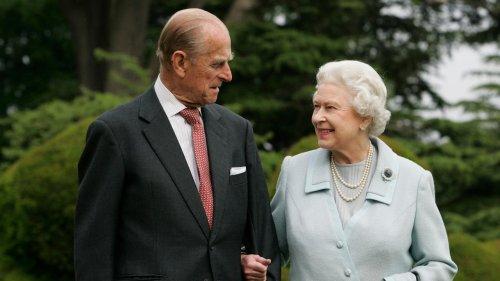 Die letzten Worte der Queen an ihren Mann, Prinz Philip