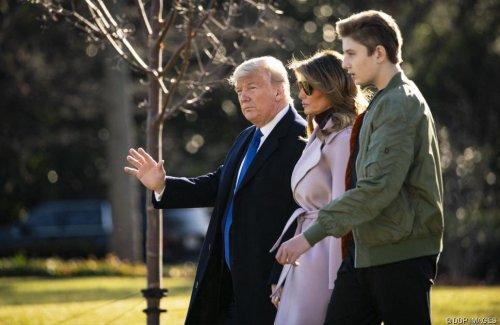 Donald Trump: Sein Sohn ist der wahre Trump Tower