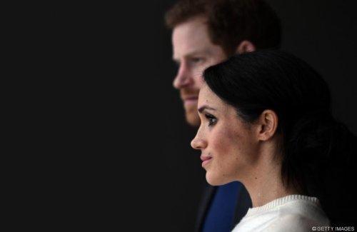 Herzogin Meghan & Prinz Harry: Skandal um die Taufe ihrer Tochter