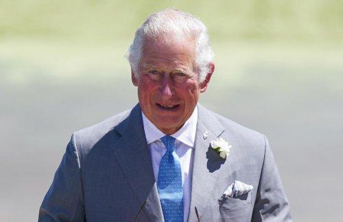 Prinz Charles: Küsse von einer anderen!