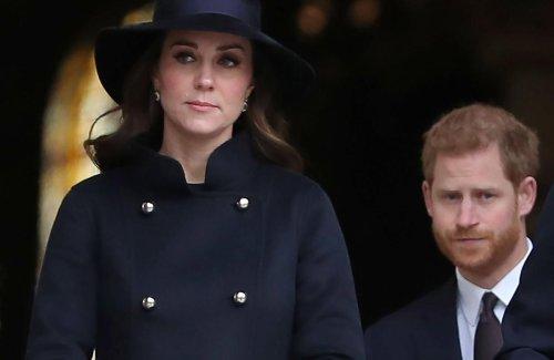 Herzogin Kate: Tränen wegen Harry!