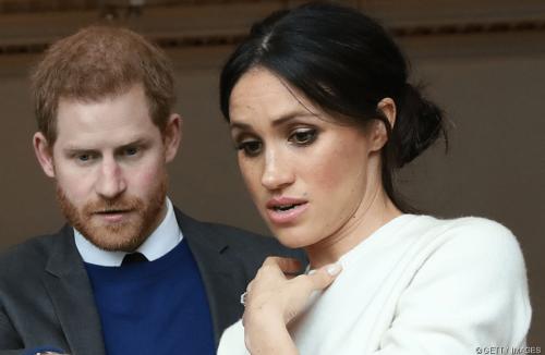 Herzogin Meghan & Prinz Harry: Bittere Forderung! Herzogtitel in Gefahr?