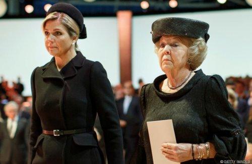 Prinzessin Beatrix: Gefängnisstrafe für die frühere Königin