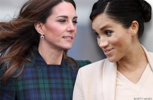 Meghan Markle: Damit treibt sie Kate zur Verzweiflung