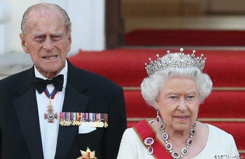 Prinz Philip († 99): Letzter Liebesbeweis der Queen