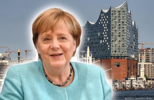 Angela Merkel: Zieht sie nach Hamburg?