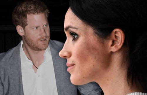 Meghan Markle & Prinz Harry: Mega-Zoff vor laufender Kamera