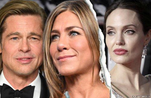 Brad Pitt & Jennifer Aniston: Geheimpakt gegen Angelina Jolie
