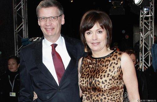 Günther Jauch: Das ist seine schöne Ehefrau Dorothea